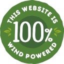 Image icon for 100% renewable energy hosting